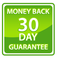 30 Day Money Back!
