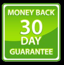 30 Day Money Back!