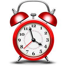 An Old Alarm Clock