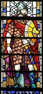Stained Glass Man