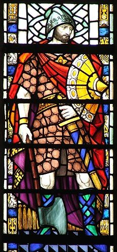 The Stained Glass Man