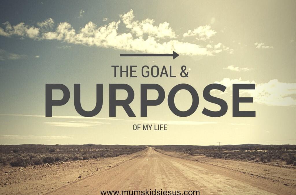 Purpose – What?